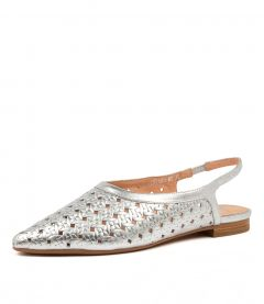 GESTERS SILVER LEATHER