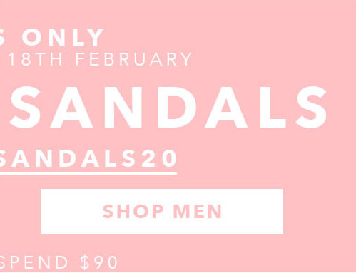 Sandal Sale
